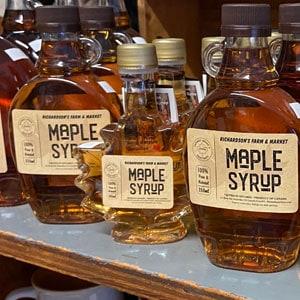 Richardson's Maple Syrup
